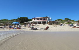 Playa Migjorn, Real Playa, Aguamar